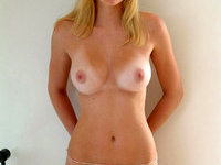 Blonde And Nude Teen Amanda