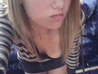 Teen self shots
