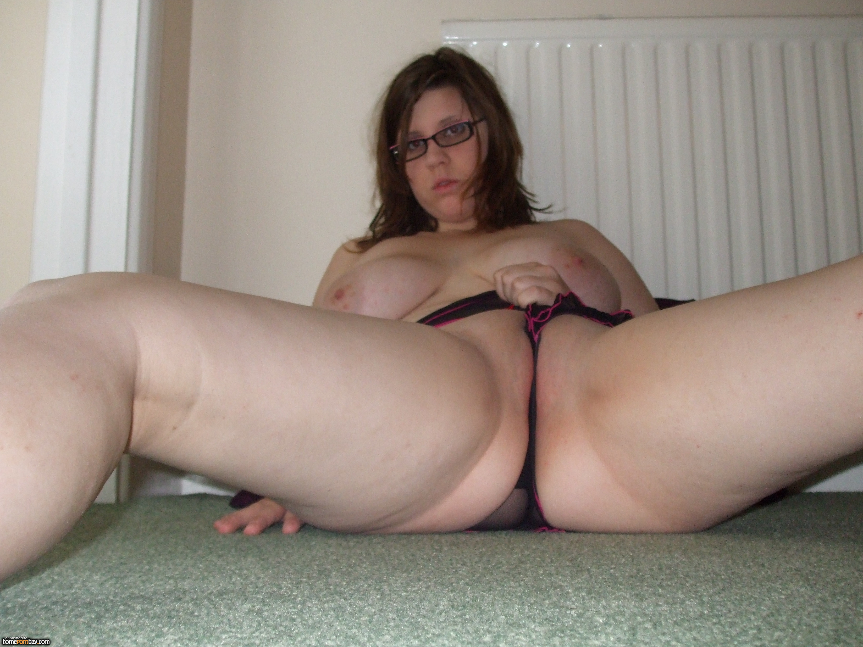 young naked geek girl