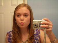 Cute teen self pics