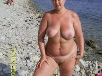 Russian mature mom bbw